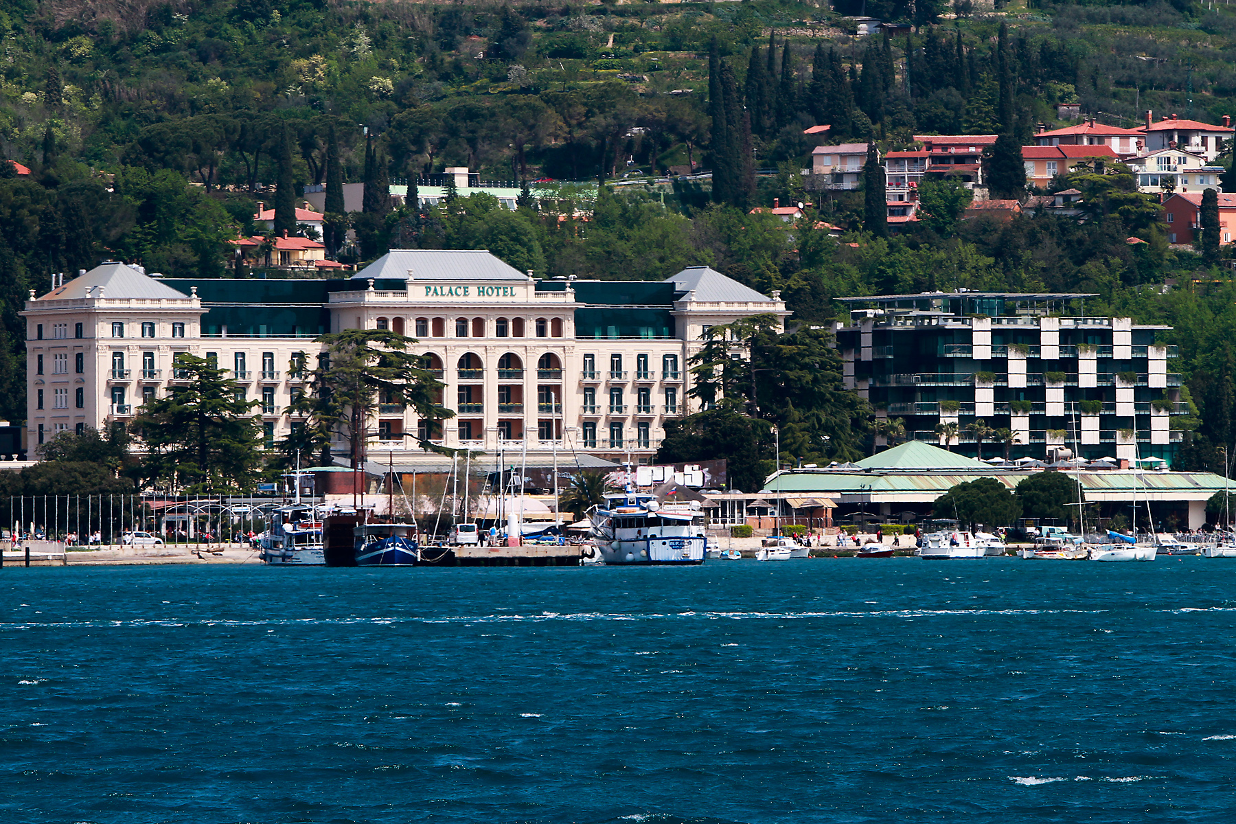 Portoroz Kongres Europe Events And Meetings Industry Magazine - Palace-hotel-in-slovenia