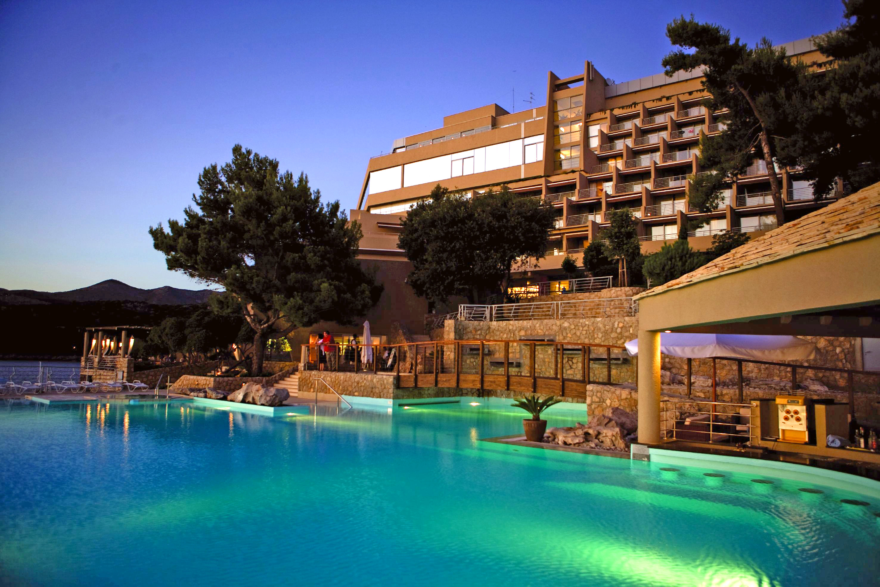 Top 10 adriatic luxury resorts for meetings kongres for Top luxury hotels