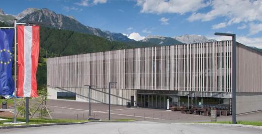 congress centre schladming